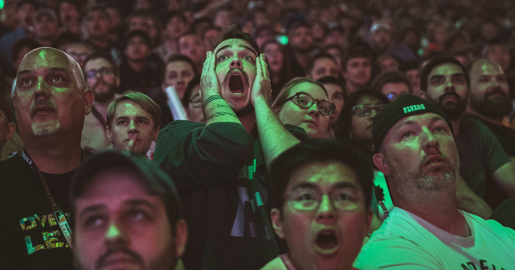 Overwatch League Fans: 'This Game Is My Life'