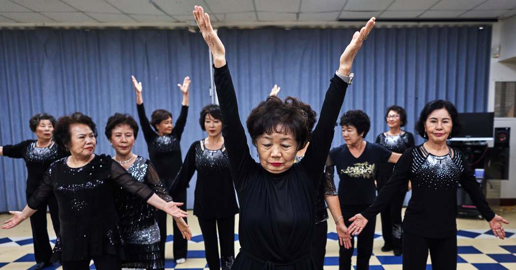 Dancing Past 60: 'I Actually Forget That I Am Aging'