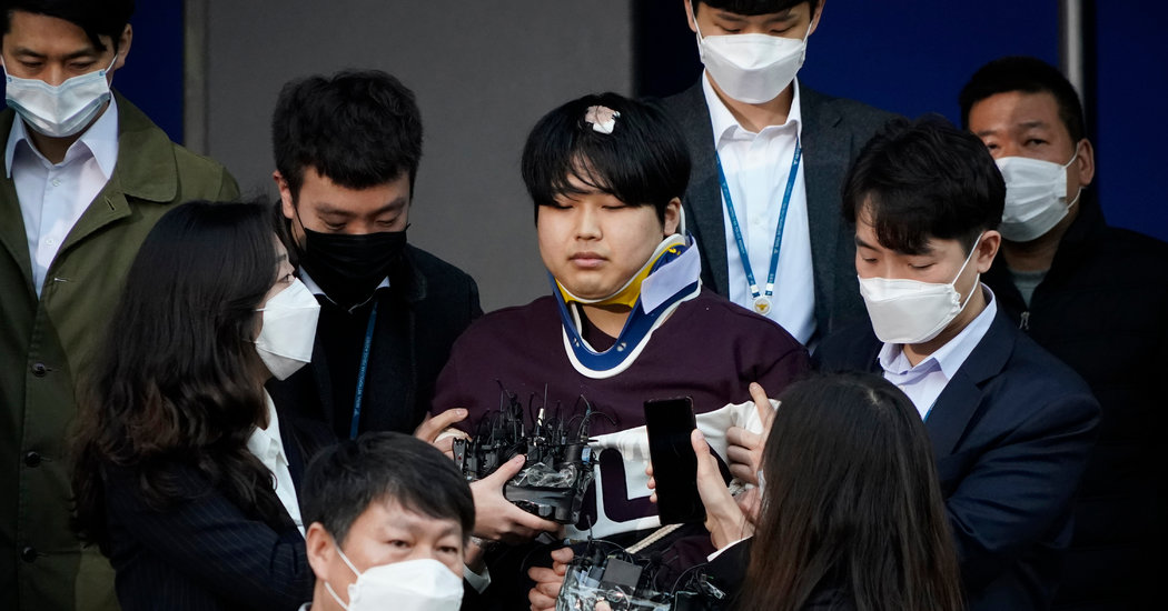 Suspect Held in South Korean Crackdown on Sexually Explicit Videos